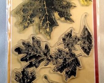 Leaves Galore by Inkadinkado