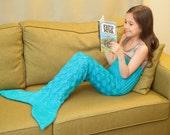 Children's Mermaid Tail KNITTING Pattern, for ages 2-8, INSTANT DOWNLOAD
