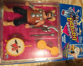 Bill and Ted's Excellent Adventure: Genghis Kahn 1991 - RARE