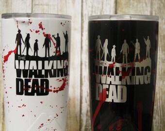 The Walking Dead Ozark Trail, the walking dead tumbler, walking dead tumbler, the walking dead cup, The Walking Dead, The walking dead gift