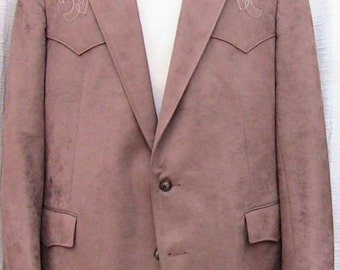 43 PAGANO WEST Western Jacket fully lined
