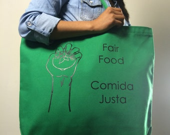 Fair Food Tote