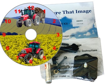 Tractor CD Clock Kit
