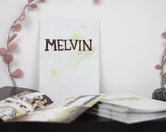 Melvin (german graphic novel)