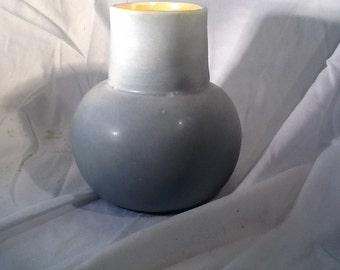 Blue/Gold Vase