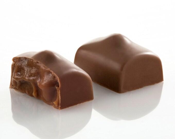 Peanut Butter Chocolate Truffles, gourmet Chocolate gift,  kosher chocolate gift, gourmet gift
