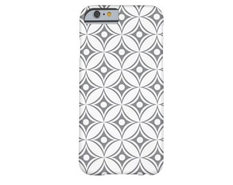 GEOMETRIC GREY Case for iPhone 6/6s  6/6s plus  5 5s 5c 4 4s Samsung galaxy S6 edge S5 S4 Note 5 4 3 2