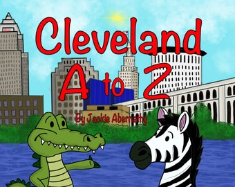 Cleveland A-Z Picture Book
