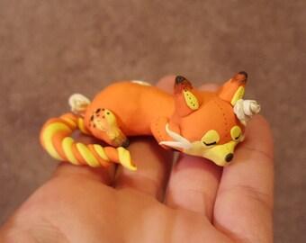 Polymer fox friend