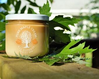 Pure Maple Cream - 16oz by The Maple Dude