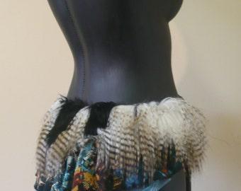 Festival Fashion Dance Rave Furry Bustle Tutu Pick One