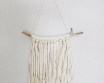 Ivory Wall Hanging