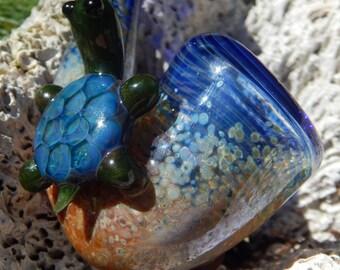 Glass Turtle Sherlock