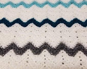 Baby Boy Wave Pattern