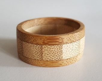 Bamboo Ring - Size 12.5 - Bodhi Rings
