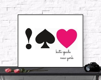 Kate spade wall decor
