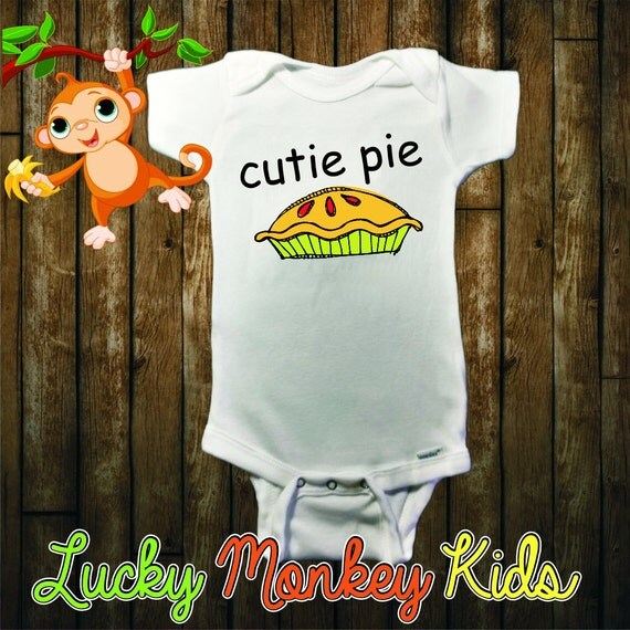 Cutie pie onesies baby onesie toddler t shirt by for Baby onesie t shirt