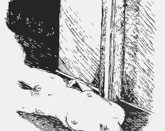 Abandon Self #1, 2014