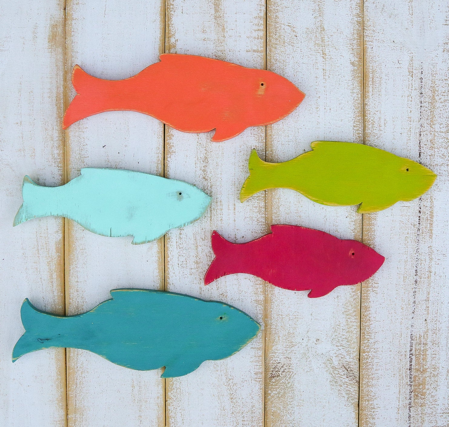 Wooden fish wooden fish decor wood fish wall art wood wall for Fish wall decor