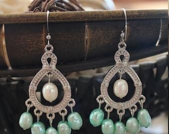 #192 Elegance earrings