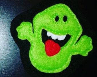 Ghostbusters Felt Pin