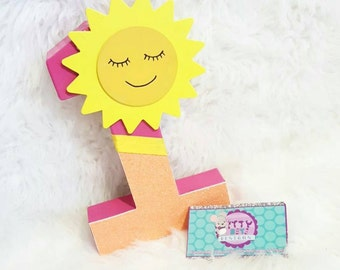 You are my sunshine birthday - sunshine letters - our little sunshine -  sunshine decor - you are my sunshine party -sunshine birthday
