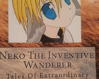 Neko The Inventive Wanderer Tales Of Extraordinary Beings Book 2