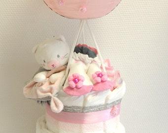 Diaper cake / diaper cakes