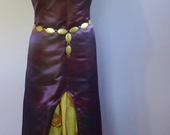 Inara fitted dress firefly serenity cosplay