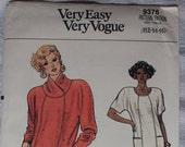 Uncut- Very Easy Very Vogue 9376- 12-14-16
