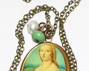 Daydreamer -- necklace