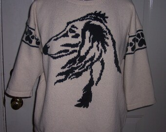 Custom Knit Saluki Dog Sweater ****Create your own sweater see below*****