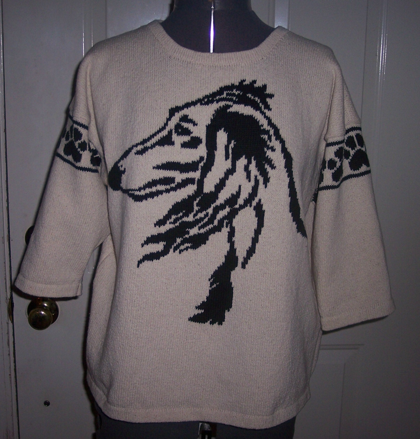 Custom knit saluki dog sweater create your own sweater see Dog clothes design your own