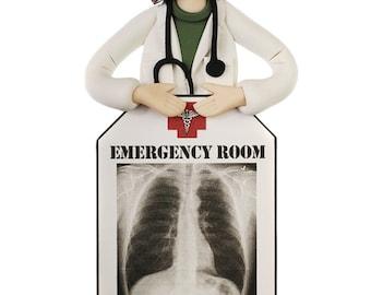 ER Doctor Ornament