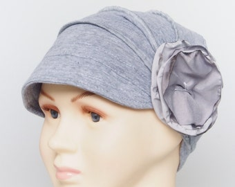 irls Cancer Hat Women Alopecia Hat Chemo Headwear Kids Lupus Hat Leukemia Chemotherapy Beanie with Flower Hat for Children with Hair Loss