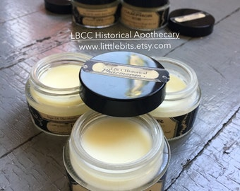 Cold Weather Must Have- Victorian Camphor Ice - Sore Muscles, Rosacea, Colds, Chapped Skin,