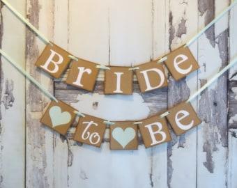 bridal shower bridal shower decor bride to be banner wedding