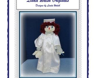 Graduation Andy Raggedy Andy Graduate Doll E-Pattern