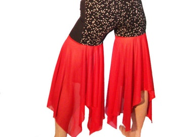 Starry Night - Belly Dancer Bliss Pants