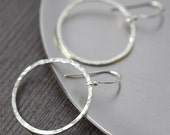 large silver hoop earrings sterling silver hoop earrings