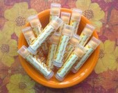 Orange Blossom Honey Vegan Lip Balm - Limited Edition End of Summer Flavor