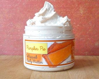 Pumpkin Pie Whipped Body Butter