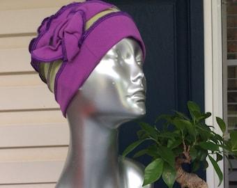 Fancy That (Cap),  Chemo Hat, Chemo Cap, Stylish Chemo Hat
