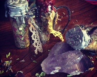 Offerings to Nature - Portable Bottle of Magical Thanks
