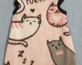 Cat Naps - Sphynx Cat Body Sock Shirt