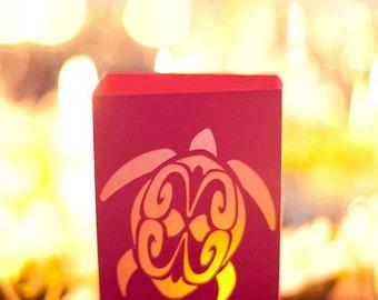Custom Luminaries - Paper Lanterns - Made to Order