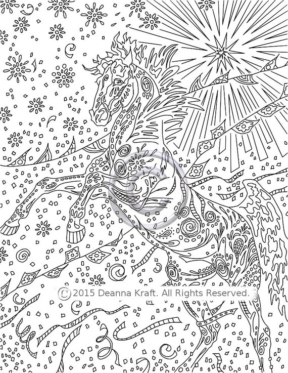 starburst coloring pages - photo#9