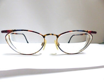 Designer Eyeglass Frames From Germany : Antique Optical 1910 to 1920s Eyeglasses Frames RareW