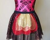 Turkey Trot Skirt, Turkey Running Skirt, Running Skirt, Sparkle Running Skirt, 5K Skirt, Race Skirt, Princess Skirt