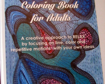 ARTY DOODLE COLORING book for Adults